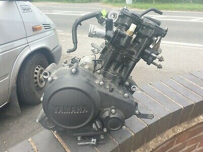 Yamaha Mt125 2014-2019 Engine A1 Condition.see Video Of Engine Running. Breaking