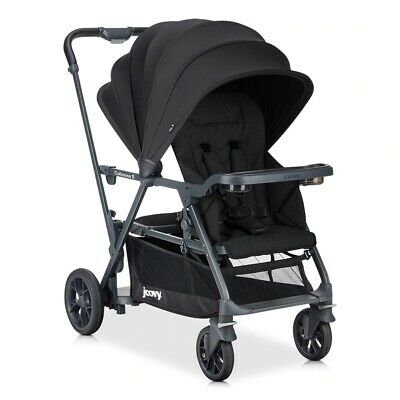 New Charcoal Joovy New Groove Ultralight Umbrella Stroller With Auto