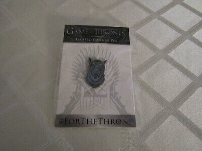 Game Of Thrones Limited Edition The Hound Pin