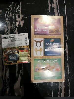 2 Chessington World Of Adventure Tickets For 12th June 2019