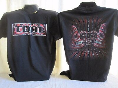 Tool Three Faces T-Shirt Tee LA Rock Band Music Apparel New 3170