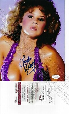 8x10 SIGNED AUTOGRAPHED PHOTO LINDA BLAIR THE EXORCIST ROLLER BOOGIE HELL NIGHT