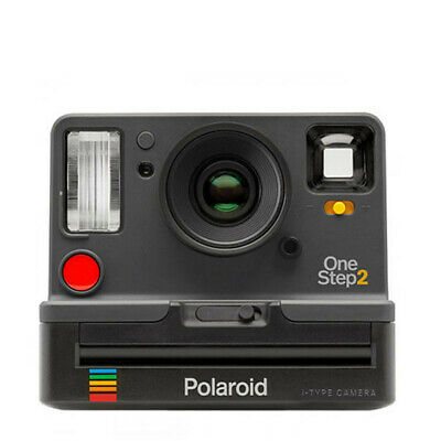 New Polaroid OneStep 2 VF 600 Instant Camera - Charcoal