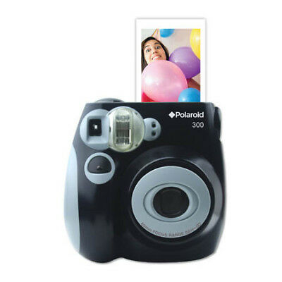 New Polaroid 300 Instant Camera - Black