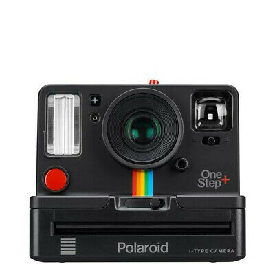 New Polaroid OneStep + 600 Instant Camera