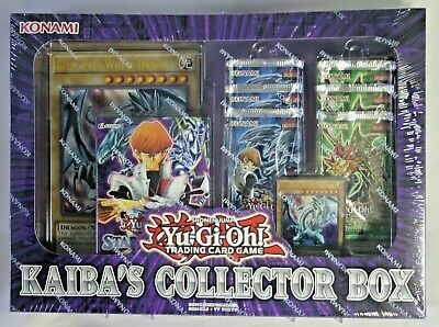 YuGiOh Kaiba's Collector Box English Factory Sealed New