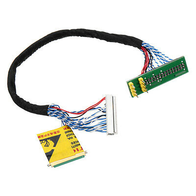 LED LCD 2 in 1 EDID Notebook Screen Code Chip Data Read Cable LCD Driver Cable