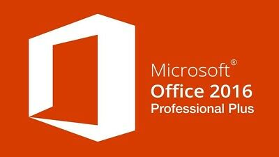 Office 2016 Professional Plus Key & Downloadlink 32Bit+64Bit