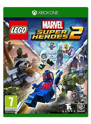 Xbox One Game Lego Marvel Superheroes 2 New