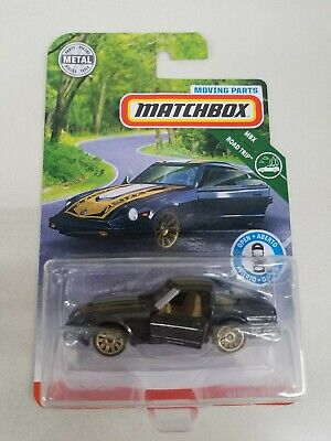 '82 Datsun 280 ZX  2019 Matchbox Moving Parts Case C (free shipping)