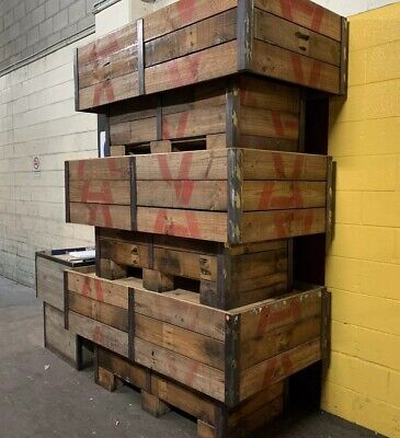 5x Produce Bins *USED* Fruit and Vegetable Store / Fruit Shop $100 Each