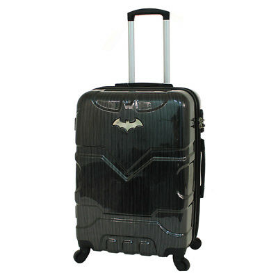 Batman - Medium 4 Wheel Hardside Suitcase