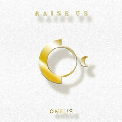 Oneus-[Raise Us] 2nd Mini Album Twilight Ver CD+Booklet+PhotoCard+Post+Tracking