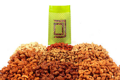 Cashew Nuts Available In All Flavours (From 50g to 5kg)