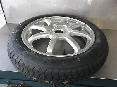 15 2015 16 2016 Subaru Legacy In Trunk Emergency Temporary Spare Tire T155/70D17
