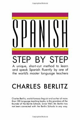 Spanish Step-by-Step (Language guides) By Charles Berlitz