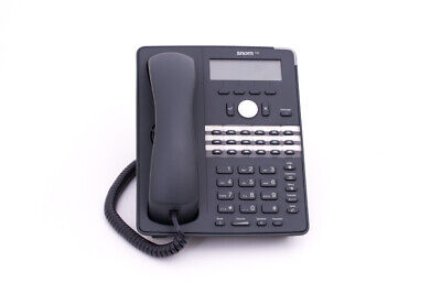 Snom 720 SIP IP PoE Phone I 12 Months Warranty I Free Next Day Delivery