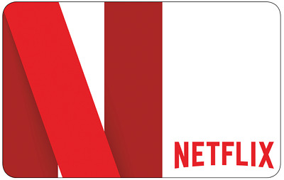 NETFLIX GIFT CARD $25 Value | DISCOUNTED | Email Delivery Within 24 Hours