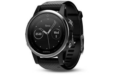 Garmin Fenix 5S Multisport Gps Watch Wrist Heart Rate Cycling Running Sport
