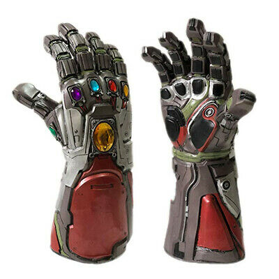 Avengers Artificial Gemstone Thanos Glove Infinity Gauntlet Party Cosplay Props