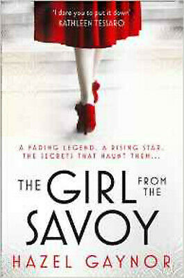 The Girl From The Savoy, New, Gaynor, Hazel Book