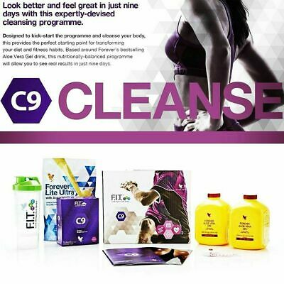 Clean 9 - Forever Living C9 detox -  (RRP £112!) FREE DELIVERY