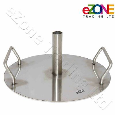 Doner Kebab Round Skewer Stand Stainless Steel for Shish Shawarma fits Archway