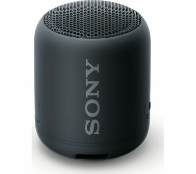 SONY EXTRA BASS SRS-XB12 Portable Bluetooth Speaker - Black