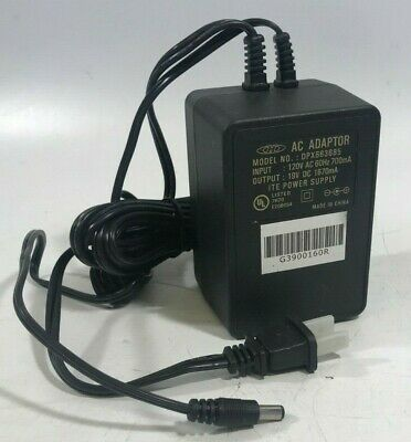 AC Adapter Model DPX663685 ITE Power Supply Output 19V DC - NEW!