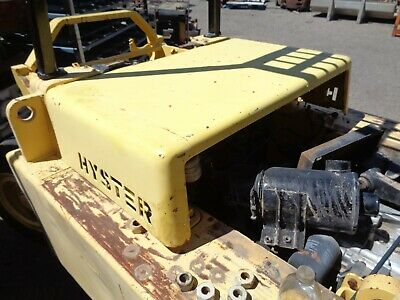 Hyster H110 the engine cover (ONLY HOOD)