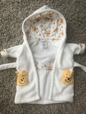 Disney Baby Dressing Gown 0-3