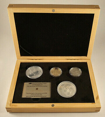 2010 Canada Royal Canadian Mint Employee Gift Set 2010 Vancouver Games