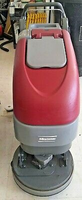 Minuteman E17 Brush Driven Automatic Scrubber - New Batteries