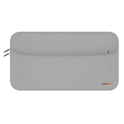 Pawtec Neoprene Sleeve for Apple Magic Keyboard Magic Mouse Trackpad Silver