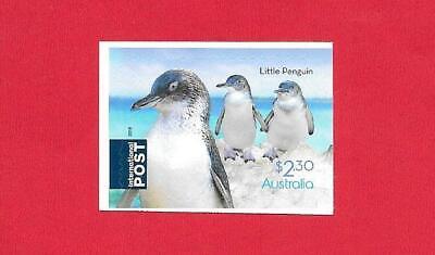 "2019 Australia "" International Flightless Birds ""  S/A Stamp ~ From Book ~ Muh"