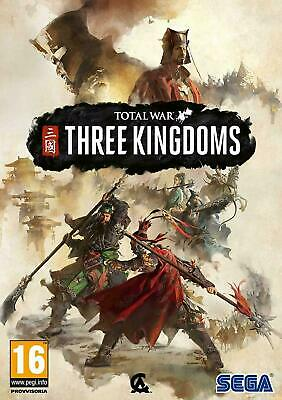 Total War Three Kingdoms - Pc - Gioco Completo Originale - Steam Account