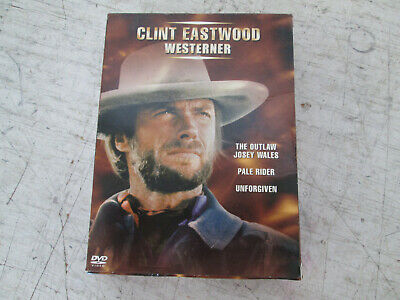 CLINT EASTWOOD SELECTION: Dirty Harry/The Outlaw Josey Wales