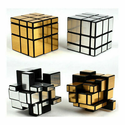 Mirror Magic Cube Ultra-Smooth Speed Cube Professional Twist Puzzle kid Toy Gift