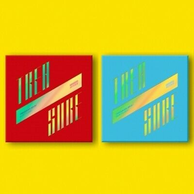 Ateez-[Treasure Ep.3:One To All]3rd Mini 2 SET CD+Poster/On+Book+Card+etc+Gift
