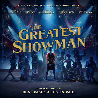 Greatest Showman (Original Motion Picture) - Various Artist (Vinyl Used) 075679
