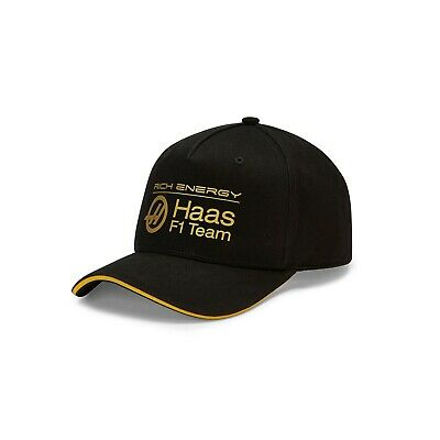 Rich Energy Haas F1 Adults Team Cap - 2019