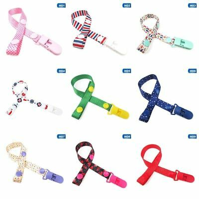 Baby Pacifier Clip Chain Dummy Holder For Nipples Children Pacifier Clips LuGer