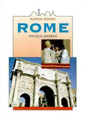 Rome (Alpha Books) By Nicola Barber