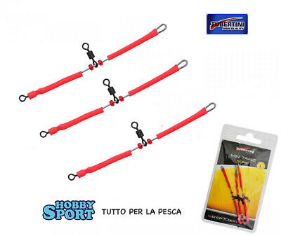 Mini Trave Surfcasting Modello L Conf 3 Pz Tubertini