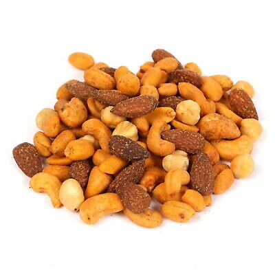 Dorri - Mixed Chilli Nuts (Available From 50g to 2kg)