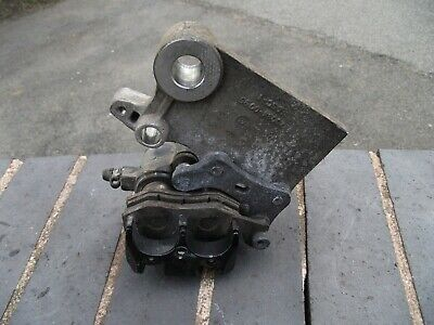Kawasaki Ex300 Aef 2015 Original Rear Back Abs Brake Caliper & Mount Bracket