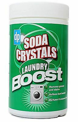 Dri Pak Soda Crystals Laundry Boost Stain Remover 750g Perfume Grease Soften