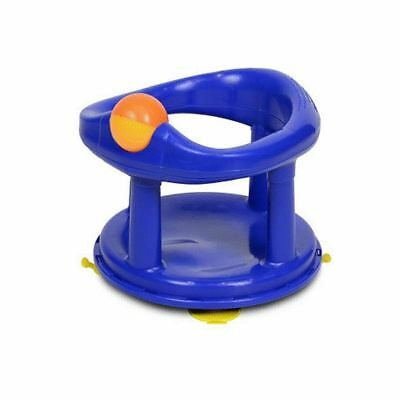 Safety 1st New Style Swivel Baby Bath Seat Primary Ages 6-12 Mths NEW