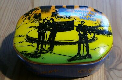 """Franklin Mint Beatles Music Box. Spieluhr """"WAN`T TO HOLD YOUR HAND"""" (N4755f)"""