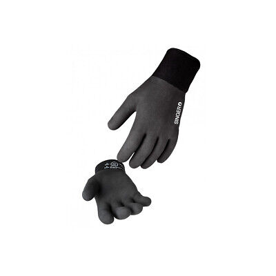 Gant protection Grand Froid SINGER Taille 9 tricote bi couche polyamide enductio